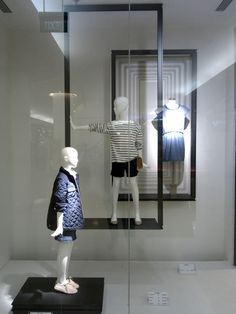 Zara Spring / Summer windows 2013, Jakarta visual merchandising