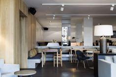 #Restaurante Ana La Santa de #Madrid diseñado por Sandra Tarruella #Interioristas