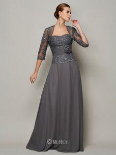 plus size grey dress - Google Search