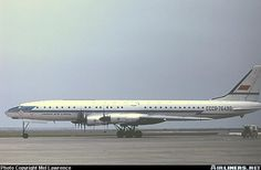 Tupolev TU-114 aircraft picture