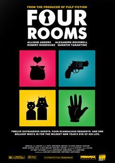 Four Rooms - Hilarious !