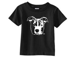 Pit Bull Baby T-shirt, Pitbull Baby Clothes, Dog Pregnancy Announcement, New Baby Gift, Dog Baby Shower, Best Friend Baby Gift, Monofaces