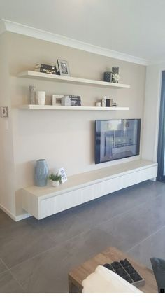 40 tv wall living room ideas decor on a budget 24 # designinterior . - 40 tv wall living room ideas decor on a budget 24 # designinterior - Living Room Tv Unit, Living Room Storage, Home Living Room, Living Room Designs, Living Room Decor, Tv Wall Ideas Living Room, Diy Furniture Building, Furniture Ideas, Furniture Stores