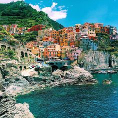 There are no words  More pics of Cinque Terre in my bio X