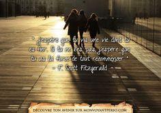 «J'espère que tu vis une vie dont tu es fier. Si tu ne l'es pas, j'espère que tu as la force de tout recommencer» – F. Scott Fitzgerald Pourquoi la vie me prive d'amour? Votre voyance SANS payer, composez le 01.75.75.30.78             http://monvoyantperso.com/quote/view/483/etre-fier-de-sa-vie/