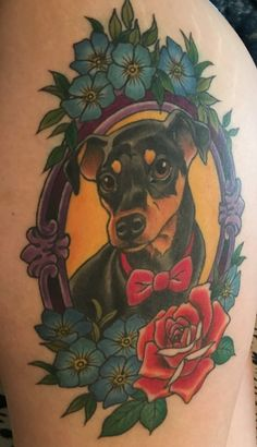 """""""He was essentially the dog version of me and I miss the derpy little guy every day."""" 