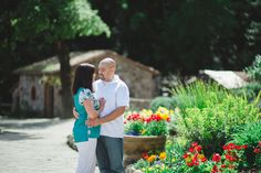 Beautiful engagement photo shoot of Natalia & Sergio at Castello di Amorosa, taken by Letlove Photography