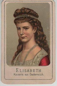 Elizabeth of Austria as a young empress. Austria, Empress Sissi, Elisabeth, Her World, Happy Marriage, Ferdinand, Retro Christmas, Portrait, Historical Photos