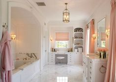 I'd stay in my bathroom forever if they look like this!