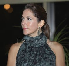 princesse mary et ses coiffures