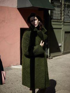 Vogue Netherlands December 2013, Ruby Aldridge