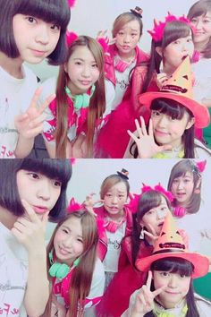 Little Glee Monster twitter→@littlegleemonst HP→http://www.littlegleemonster.com