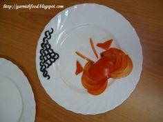 How to Garnish a Plate | PLATE GARNISHING IDEAS