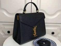 Saint Laurent Cassandra Top Handle Medium Bag In Grain Leather Black Replica Handbags, Purses And Handbags, Luxury Bags, Luxury Handbags, Ysl Saint Laurent, Louis Vuitton Online, Ysl Bag, Medium Bags, Online Fashion Stores