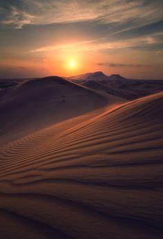 Symphony of the Sunset by Hamed Musharbak - Photo 157522119 - 500px