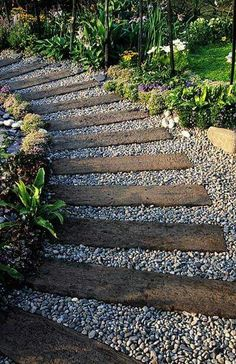 I should do this leading to the steps, the rainy season is coming.