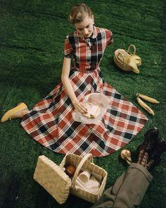 Fifties picnic