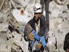 """لغة """"الخوذ البيضاء"""" السورية تنتصر على الروسية والفارسية والأسدية - من تركيا"""