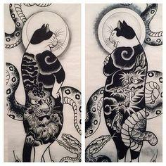 _Monmon Cats_ Special Book by Kazuaki Horitomo Kitamura