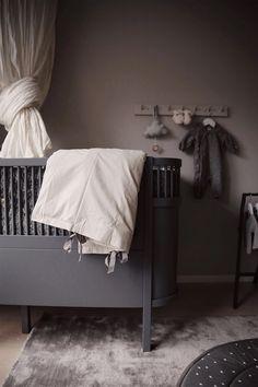 Baby Bedroom, Baby Boy Rooms, Little Girl Rooms, Baby Room Decor, Nursery Inspiration, Kid Spaces, Kid Beds, Kids Room, Decoration