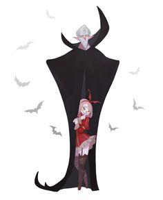 (20) 악녀 (@snkk5415) / Twitter Character Concept, Character Art, Concept Art, Character Design, Vampire Illustration, Terror In Resonance, Anime Girl Dress, Sketch Inspiration, Cartoon Drawings