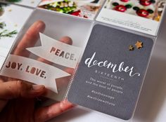 December Daily: Days 14-16 by Delaniemw at @studio_calico