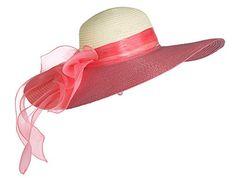 Women's Summer Wide Brim Beach Hats Sexy Chapeau Large Floppy Sun Caps (Red) 30th floor http://www.amazon.com/dp/B01BZP4N0Q/ref=cm_sw_r_pi_dp_VaF.wb001G78P