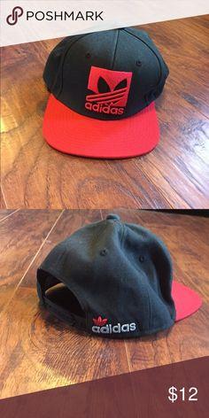 61db9f84638 Adidas SnapBack Worn a few times. Authentic Adidas SnapBack hat. adidas  Accessories Hats Adidas