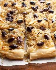Pissaladiere recipe from Vegan Without Borders