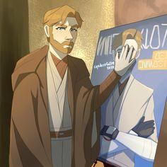Star Wars Fan Art, Star Trek, Prequel Memes, Anakin Skywalker, Star Wars Humor, Obi Wan, Good Vibes Only, Clone Wars, For Stars