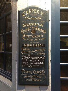 Crêperie by Jean-Ba{p}tiste, via Flickr