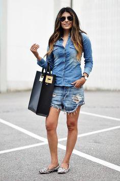denim  @roressclothes closet ideas #women fashion outfit #clothing style apparel