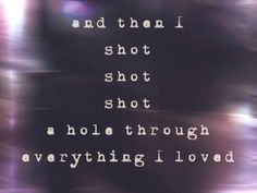 Shots - Imagine dragons like i just can't explain the way their  songs speak to me. they have such a gift