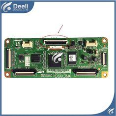(45.00$)  Watch now - http://aicr7.worlditems.win/all/product.php?id=32642955709 - 95% New original for S50HW-YB04 logic board LJ92-01617A LJ41-05903A board 50 inch
