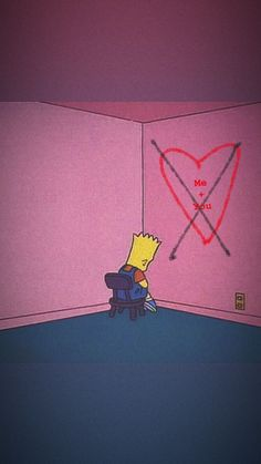35 Depressed and sad wallpaper wallpaper,sad idea,Depressed image. Simpson Wallpaper Iphone, Cute Emoji Wallpaper, Cartoon Wallpaper Iphone, Mood Wallpaper, Iphone Background Wallpaper, Cute Disney Wallpaper, Dark Wallpaper, Tumblr Wallpaper, Cute Cartoon Wallpapers