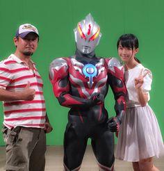 今日は #ウルトラマンX そして #ウルトラマンオーブ の監督の冨田卓監督のお誕生日でーす!
