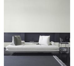 PRADO, Sofas - Typically the design process surrounding a new sofa is heavily focused on aesthetic research. Prado represents a departure from this sc Prado, Living Room Sofa Design, New Living Room, Sofa Furniture, Furniture Design, Ligne Roset Sofa, Sofas, Armchairs, Main Entrance Door Design