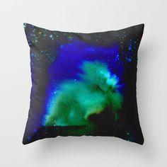 The Deep Throw Pillow