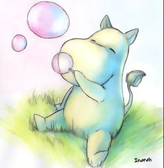 Moomin bubbles
