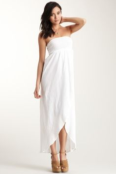 Dixie Dress .. If it wasn't so cold in April I so would wear this for a lil vow renewal ..