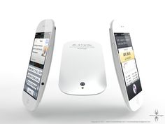 iPhone 5 Concept Design / Frederico Ciccarese by www.ciccaresedesign.com