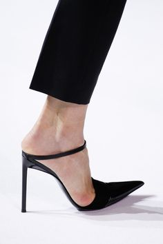 Haider Ackermann - Spring 2017 Ready-to-Wear #shoes