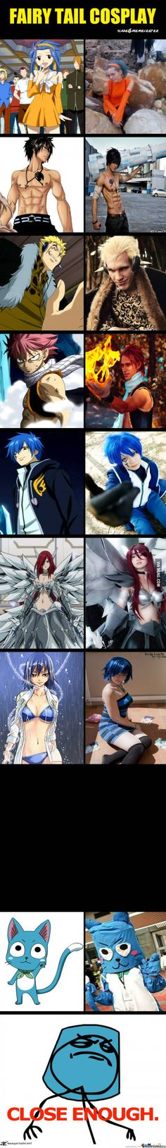 I love the one for erza