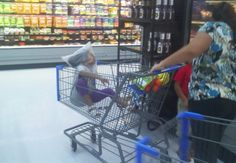 Free Plastic Bags at Walmart - Stay Classy People of Walmart! - Funny Pictures at Walmart
