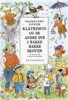 Klatremus og de andre dyr i Hakkebakkeskoven bog