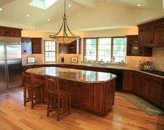 craftsman kitchen design | Craftsman style kitchen | Blue Ribbon Design-Build
