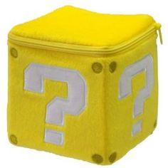 Mystery Box Cube: make it bigger & make it storage