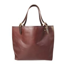 Brown Smooth Leather