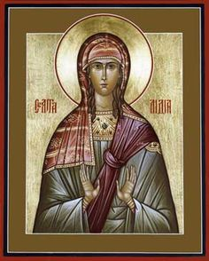 | St. Lydia—Disciple of St. Paul |