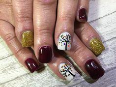 Gel nails by Kim Hanzlik